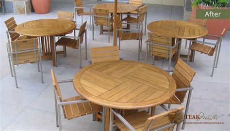 commercial furniture restoring