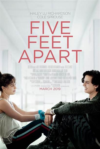 Apart Feet Five Poster Trailer Nothing