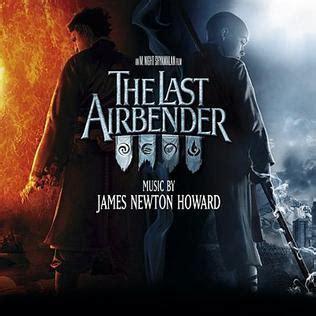 airbender soundtrack wikipedia