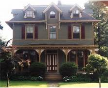 Exterior Colour Schemes For Victorian Homes by Picture From