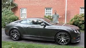 Bentley Continental Supersports : the bentley continental supersports is a 310 000 bentley hellcat youtube ~ Medecine-chirurgie-esthetiques.com Avis de Voitures