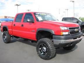 Chevy 4x4 Lifted Trucks for Sale