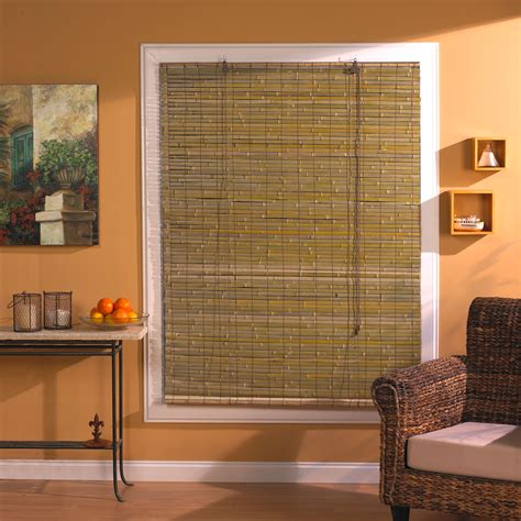 door window trendy lowes bamboo shades design