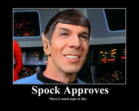 Spock Memes - spock logic quotes quotesgram