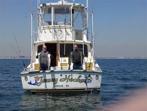 Charter Boat Fishing Jersey by New Jersey Fishing Charters Point Pleasant New Jersey