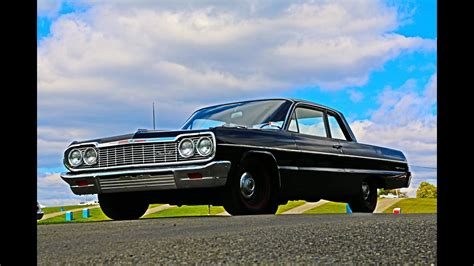 1964 Chevrolet Belair Coupe For Sale~409/425~4 Speed ...