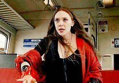 Elizabeth Olsen Marvel GIF - Find & Share on GIPHY