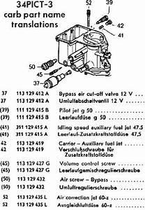 Solex Carburetor Parts Diagram Porsche 911  Porsche  Auto