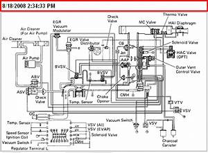 I Need The Vac Diagram For My 89 Toyota Pickup With A