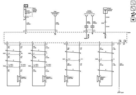 Chevy Cobalt Radio Wiring Diagram by 2008 Chevrolet Wiring Diagram Repair Manual