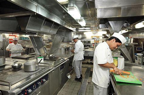 restaurant kitchen cleaning list