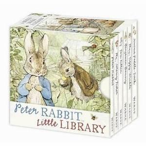 Peter Rabbit Little Library Broch Inconnus Achat