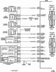Pcm Wiring Diagram  5 Of 5