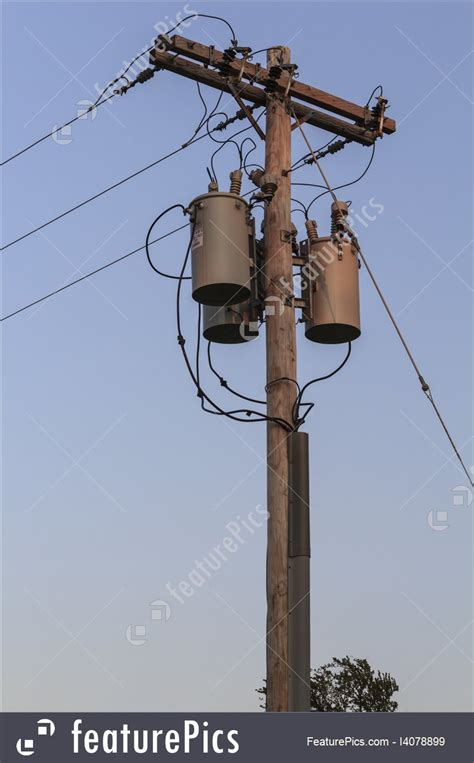 power  energy  electricity pole stock picture