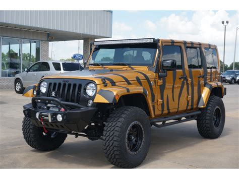 Good Used Jeep Wrangler For Sale Near Me With Jeep