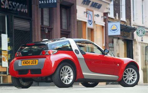 Smart Roadster Coupe Specs