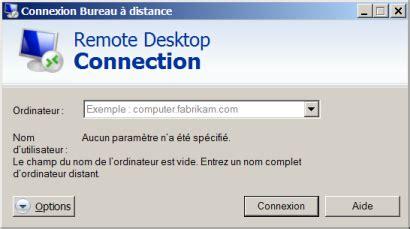 connexion bureau à distance sans mot de passe secuser com alerte virus morto