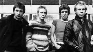 This British punk-rock...