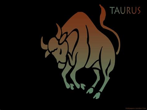 taurus wallpaper wallpapersafari