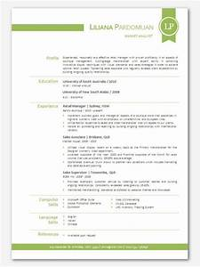 modern microsoft word resume template liliana by inkpower With free modern resume templates for word