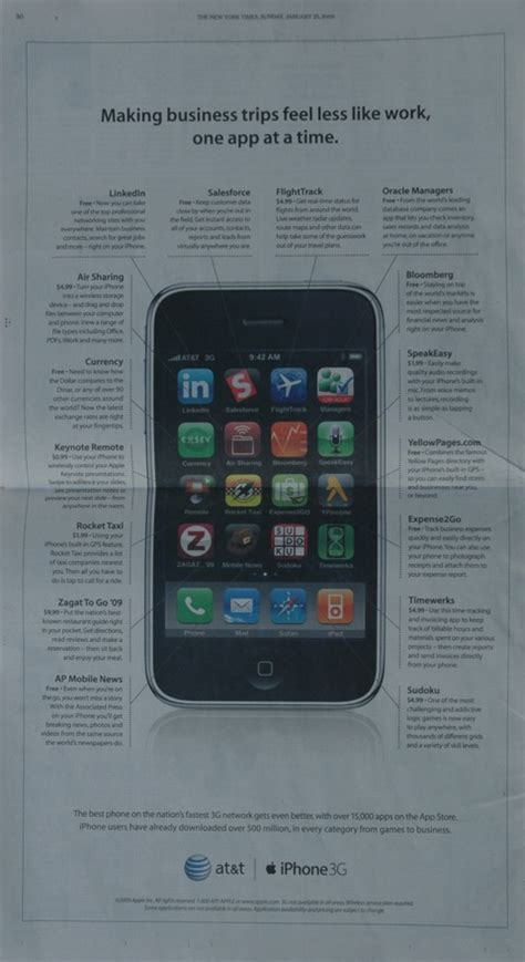 apple iphone ad apple iphone ad features timewerks press sorth