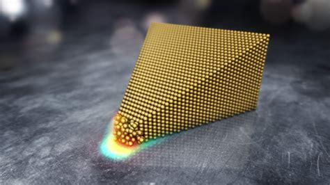 Scientists Melt Gold At Room Temperature