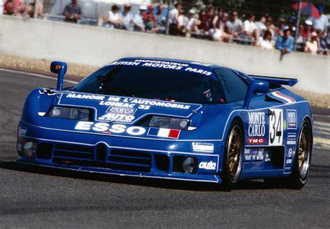Bugatti EB110 SS LM 1994 wallpapers (800x600)