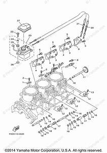 Yamaha Waverunner 2000 Oem Parts Diagram For Cylinder  Crankcase 2