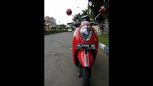 9  Part-2  Test Ride Honda Scoopy Fi