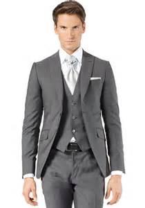 costume gris mariage costume 3 pièces gris moyen jean de sey costumes de mariage pour homme et accessoires