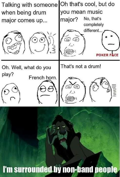Drum Major Meme - 17 best images about band geeks and music freaks on pinterest flute choirs and percussion
