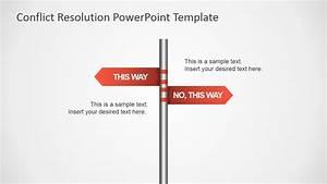 powerpoint template size pixels - conflict resolution powerpoint template slidemodel