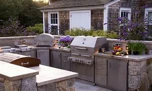 Outdoor Küche Gemauert : outdoor k che f r den sommer die verschiedenen aspekte ~ Articles-book.com Haus und Dekorationen