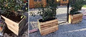 Acheter Palette Bois Castorama : diy fabriquer un bac fleurs en palette tuto pour une ~ Dailycaller-alerts.com Idées de Décoration