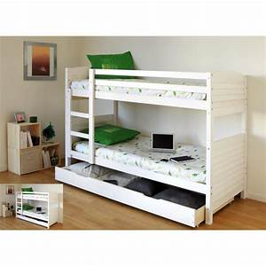 Lit Pont Ikea : achat lit lit pont vasp ~ Teatrodelosmanantiales.com Idées de Décoration