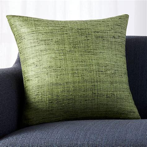 green textured pillow  feather  insert reviews