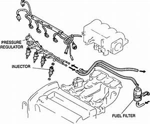 4 9 Ford Engine Fuel Rail Diagram 2000 Ford Mustang