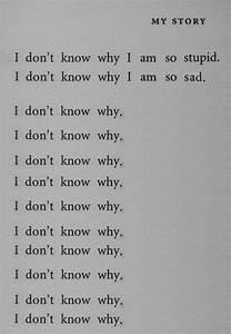 Depression Quotes Tumblr | www.pixshark.com - Images ...