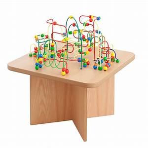 Table Enfant Bois : table boulier bois jeu d 39 enfant ~ Teatrodelosmanantiales.com Idées de Décoration