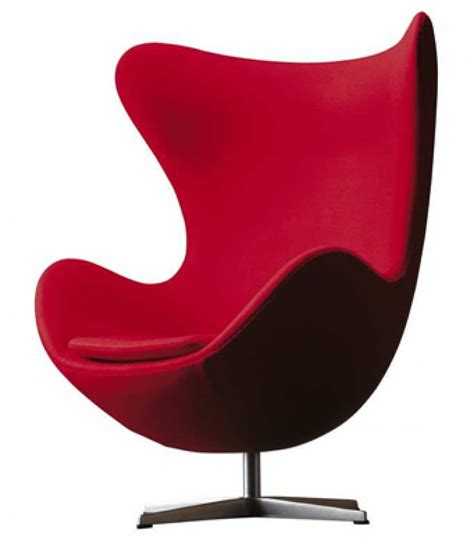 chaise oeuf egg chair by arne jacobsen bauhaus italy