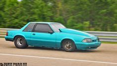 Drag Radials On Pinterest  Fox Body Mustang, Mustangs And