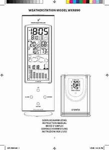 Cresta Wxr890 Weather Stations Download Manual For Free