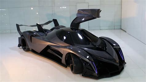 The 5000-hp, 300-mph Jet-like Devel Sixteen is Finally Here!