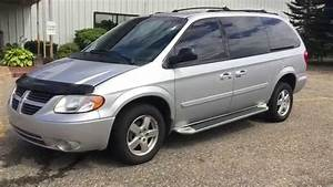 2005 Dodge Grand Caravan Sxt Auto Rear Entry Wheelchair