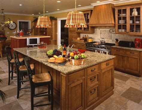 large kitchen islands the enduring style of the traditional kitchen