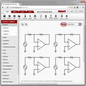 A Online Schematic Diagram Maker Can Be A Compacted Main