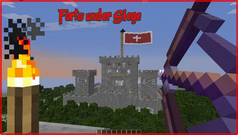 siege minecraft overview v1 0 0 forts siege projects