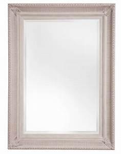 Spiegel Rahmen Weiß Hochglanz : spiegel mit gebrochenem wei en rahmen ~ Bigdaddyawards.com Haus und Dekorationen