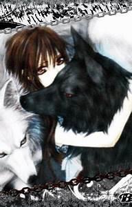 The vampire girl and the Wolf boy (vampire and werewolf ...