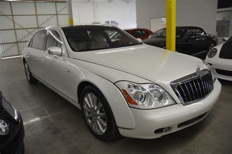 2008 Maybach 62 For Sale